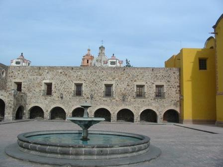 Antiguo convento de San Luis