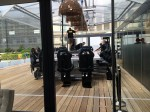 dinner in the sky, brussels, cinquantenaire, good food