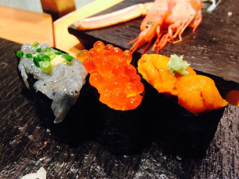 Phenomenal Sushi at Tokyo's Umegaoka Sushi-no Midori梅丘寿司の美登利