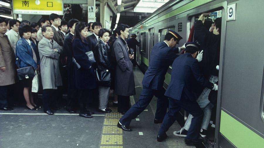 Surviving Japanese Traffic