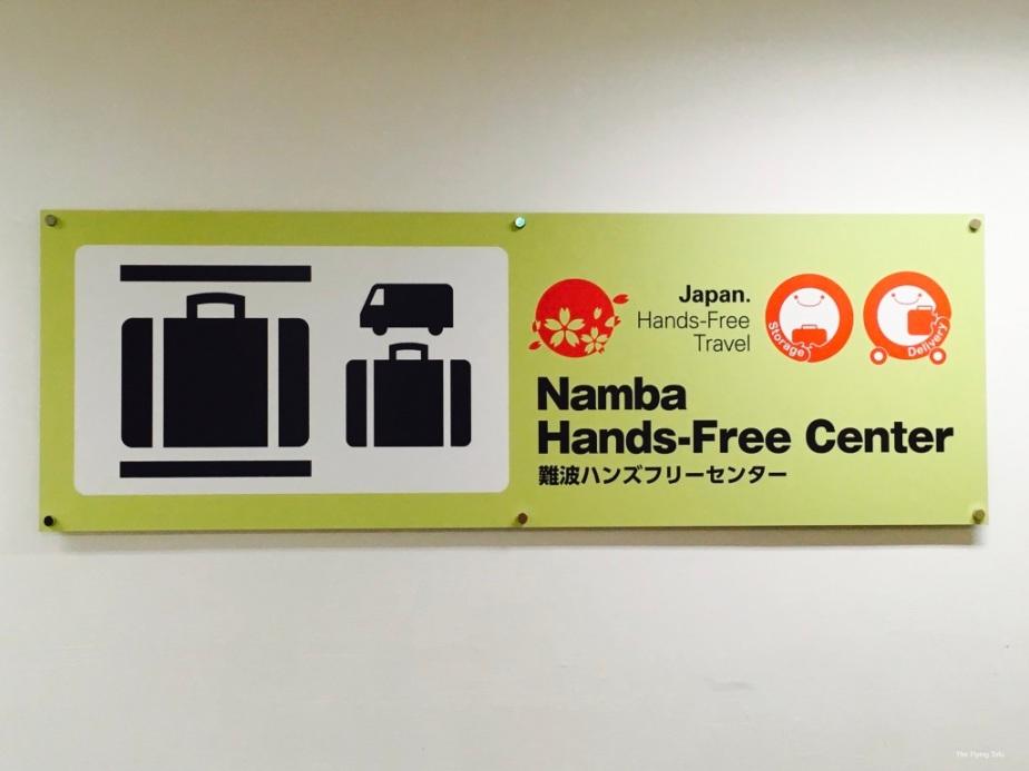 Chapter 259: Japan hands-Free Travel in NambaOsaka